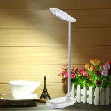 Form flexible nachladbare LED Schreibtisch-Lampe USB-mit SGS