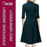 Ретро плюс костюм платья повелительниц размера (L36109-1)