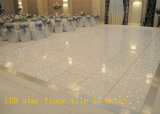 Migliore Seller LED Star Dance Floor Tile con Wireless Remote