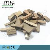Segmento superiore di taglio del diamante per il blocchetto e la lastra dell'arenaria