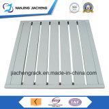 Paleta cubierta polvo del metal Q235 del almacén hecha en China
