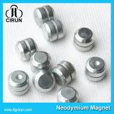 D11*10 N38 seltene Massen-Neodym-Platten-starker Magnet