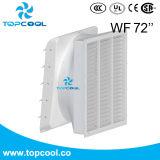 """Wf 72 """" de Ventilator van de Muur van de Hoge druk voor Gevogelte, Varkens en Zuivelfabriek"""
