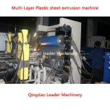 Multi-couche Co-Extrusion Plastique PP PE Machine de fabrication de feuilles PS