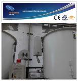 Macchina di secchezza del miscelatore del riscaldamento orizzontale verticale