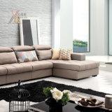 Il sofà del tessuto del salone ha impostato (6056B)