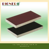 E1 Glue Furniture Grade Melamine Plywood con Cheap Price