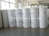 Filtro de aire industrial de limpieza del polvo del filtro del techo del poliester de los media de filtro de extractor (560G/600G)