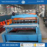 Rolo de alta velocidade do Decking do assoalho do metal do ISO que dá forma à máquina