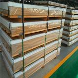De Plaat van het aluminium met StandaardASTM B209 voor de Bouw van Gebruikte Decoratie