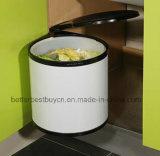 Lack-fertiger hoher Glanz-Küchemöbel Schrank