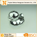 Platear la batería de goma de cerámica del dinero de la dimensión de una variable del pato