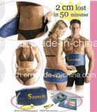 Abnehmen des Sauna-Riemens, Massage-Riemen