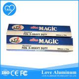 Papel de embalaje de aluminio del alimento caliente