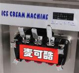 Chinaweiche Serve-Eiscreme-Maschinen-/Frozen-Joghurt-Maschine/Tisch-Oberseite-Eiscreme Machine006