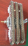 Tipo caldaia istante del geyser del riscaldatore del condotto di scarico/gas di acqua del gas/gas (SZ-RS-80)