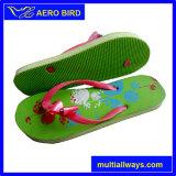 Ботинки сандалии тапочки PE для девушки с красивейшим цветком