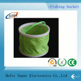 Neues Waterproof Outdoor Camping Fishing Folding Bucket Made in China