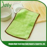 Toalha de cozinha por atacado de Microfiber de toalhas de prato da cozinha melhor