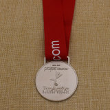 2015 fonte Metal Football Medal Soccer Medal para Competition