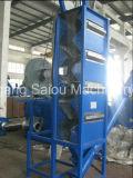 プラスチック機械をリサイクルする不用なペットびんの煉瓦