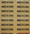Изготовления выполненные на заказ все виды Self-Adhesive стикеров печатание ярлыка