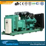 Diesel 1200kw/1500kVA van China de Goedkopere Economische Open/Stille Reeks van de Generator voor Bevordering