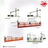 Gôndola de aço plataforma Zlp500 suspendida