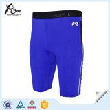 La compressione mette gli Shorts in cortocircuito di ginnastica degli uomini di Shorts di yoga