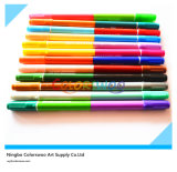 KidsおよびStudentsのための12PCS Dual TIP Water Color Pen