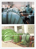 Hidro gerador tubular das energias hidráulicas do Turbine-Generator/(da água)