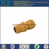 ISO9001 en SGS het Brons CNC die van het Messing van de Douane Montage machinaal bewerken