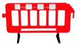 トラフィックの交通安全の携帯用プラスチック障壁の塀