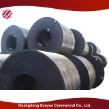 Prix en acier laminé à chaud de bobine de pipe en acier du carbone de feuille matérielle principale d'acier