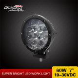 7 polegadas 60W Super Bright CREE Truck LED Driving Light