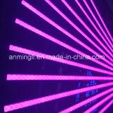 pixel Tri-Color do diodo emissor de luz de 1*40 40 PCS RGB Madrix Contolled que traça a tira