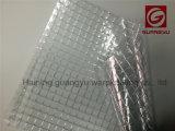 Tela incatramata trasparente -1000*1000 3*3 340GSM del PVC di vendite calde
