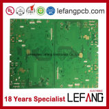 1.6mm PCB 2개의 층 OSP 안전 자료 전송 회로판