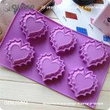 Copo durável reusável do queque do molde do cozimento do bolo