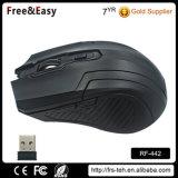 6ドライバーを持つボタンの光学2.4G無線マウス