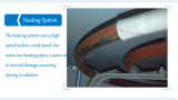 定温器の加湿器ケニヤを持つひよこのために産業高度の家禽の定温器