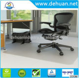 PVC Chair Mat, Coil Mat Carpet Roll, PVC Floor Carpet Price with Nail