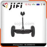 Bluetooth/APP 통제를 가진 2개의 바퀴 각자 균형 스쿠터