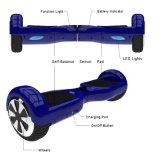 Самокат баланса 2 колес первоначально батареи Samsung электрический