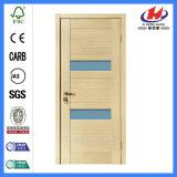 Portas interiores do PVC da estratificação do plástico dos preços de Kerala do banheiro (JHK-P03)