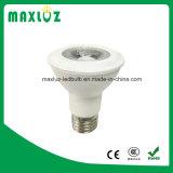Iluminación caliente de la MAZORCA del proyector PAR20 de la venta E27 E26 LED