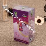 Горячие продавая складывая коробки ясного любимчика пакета пластичные малые для конфеты