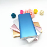 Alloy Shell Ultra-Thin Power Banco 10000mAh Dual USB