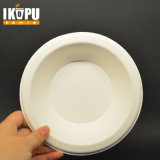 Устранимые круглые плиты белой бумаги