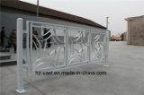 Haohan 고품질 장식적인 직류 전기를 통한 강철 Alluminum 합금 발코니 난간 12